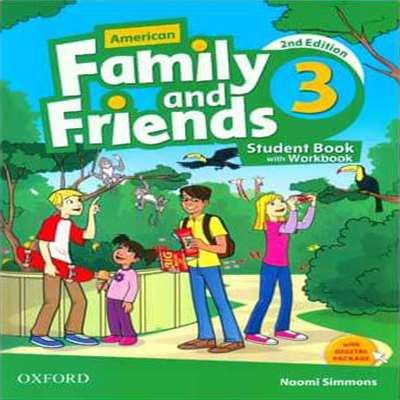 American Family Friend 3 2nd edition