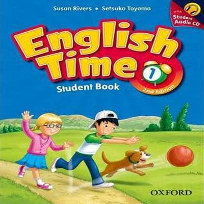 English Time 1 2nd edition