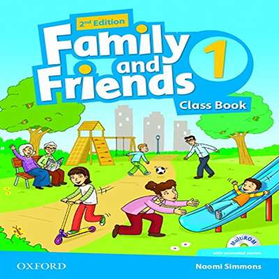 American Family and Friend 1 2nd edition