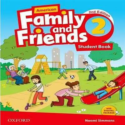 American Family Friend 2 2nd edition