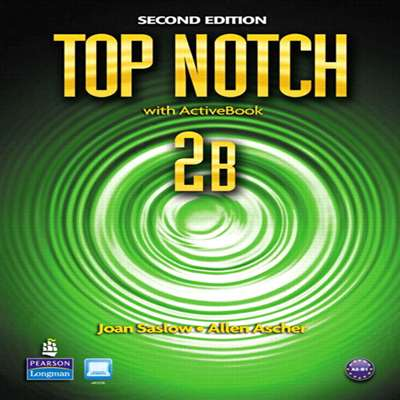 Top Notch 2B second edition