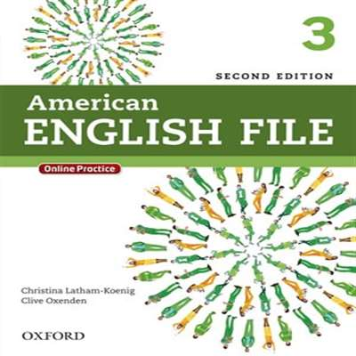 American English File 3 2nd