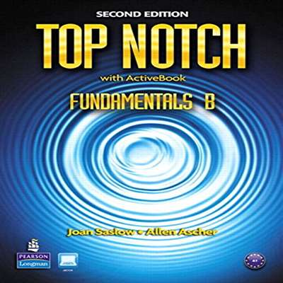 Top Notch Fundamental B second edition